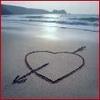 Любовь: песок