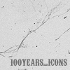 100 Years Icons