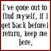I'm lost..