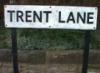 trent lane, name