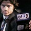 SPN Sam FBI