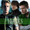 SPN - Heroes (Smallville)