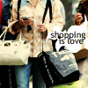 shopping is love