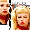 Elle: Pinup girl