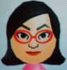 If I were a dinosaur, I'd be a Sexisaurus.: mii