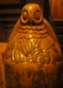 timberline owl carving