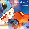 Disney: Troublemaker - Stitch