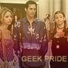 Nicole: Geek pride!