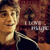 Harry Loves Magic