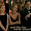 Buffy - Fun never stops.