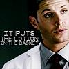 Aimée: Dean - Psycho-ish.