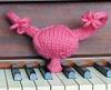 knitted uterus