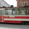 трамвай, 2125, 1-й маршрут