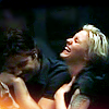 hoolia goolia: BSG - Kara/Anders drunk laugh