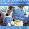 POKEMON - Blastoise illusion