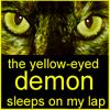 lilacsigil: yellow eyed demon
