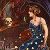 halloween antique seer