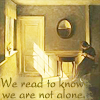 margec01: We read_not alone