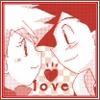 Ash/Misty love stare