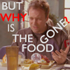with_apostrophe: Food Gone