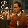 scarlettina: Good God