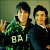 G-dragon & TOP 2