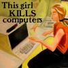 Tracey: Girl Kills Computers