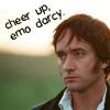 Constant Reader: emo darcy