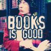 Liza: Books is good