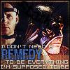 Liza: Stark - Don't need a remedy