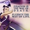 Avatar--fluidity/change (Sokka)