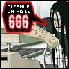 Crazy Cat: [Metalocalypse] Nathan cleanup isle 666