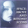 Space: Above and Beyond Icons