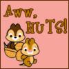 Shade: Disney--ChipmunksAwwNuts