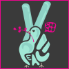 Shade: Threadless--Peace