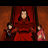 i might be barely breathing, but i'm not dead.: azula+mai+ty lee // three sides