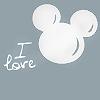 Disney - I <3 Mickey