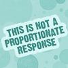 Jennifer Juniper: The Office not a proportionate response