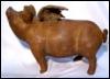 aquarena, pig