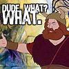 Parmigianino: Dude. What. WHAT?