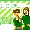 Neji+Ten-Ten + green jumpsuits= Amusing