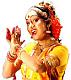 индийский танец кучипуди Indian dance Kuchipudi