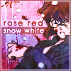 a regular decorated emergency.: Shiho - rose red snow white