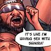like i'm having sex with shakira