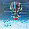 winter baloon