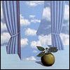 небо яблоко