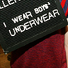 Hailey Burden: boys' underwear