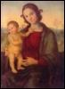 Мадонна с младенцем, Перуджино