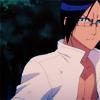 dusk_eyed: bleach - ishida: shirt open