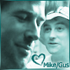 SGA Mike/Gus heart